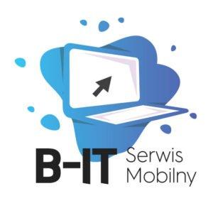 B-IT Serwis Mobilny Logo